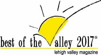 Lehigh Valley Magazine's Best of the Valley 2017 logo - Doggy Day Care in Easton, PA