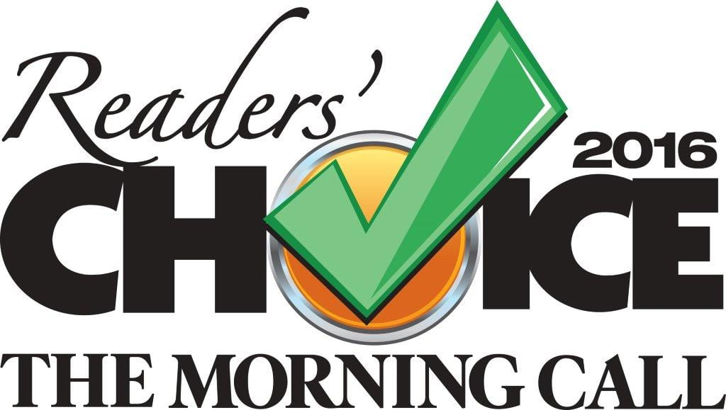 The Morning Call 2016 Reader's Choice Logo - Dog Boarding in Allentown, PA
